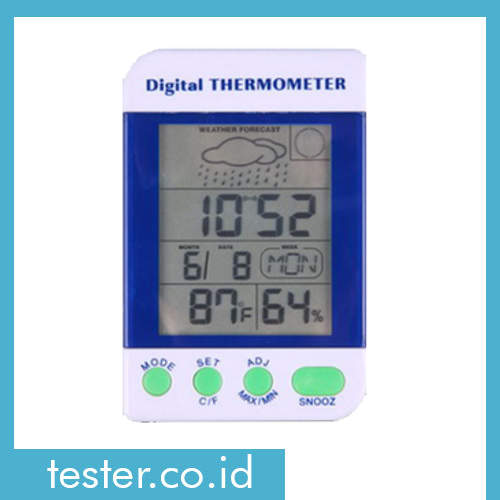 Thermometer Digital Pemantau Cuaca AMTAST AMT-110