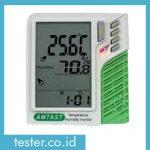Alat Pemantau Suhu dan Kelembaban AMTAST AMT207
