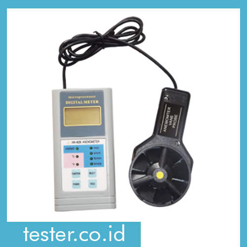 Digital Anemometer AMTAST AM-4838