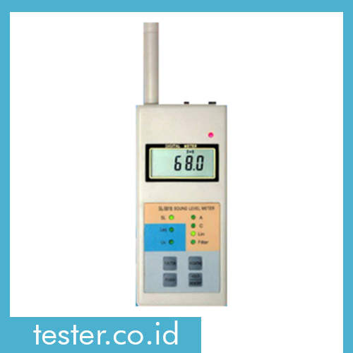 Alat Ukur Tingkat Kebisingan AMTAST SL-5818