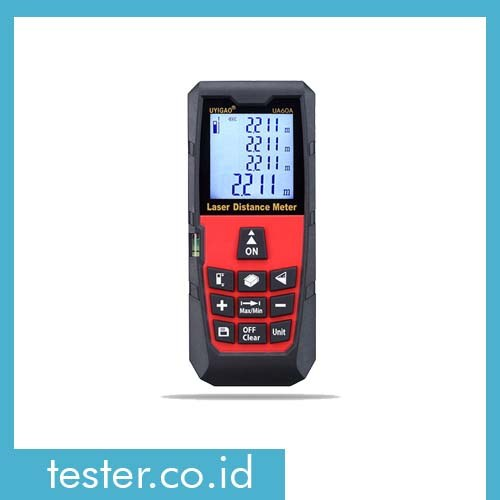 Meteran Laser UA60