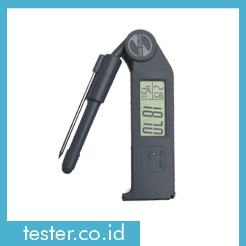 pH Meter Lipat AMTAST KL-0101