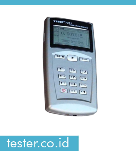Vibration Meter TIME7231
