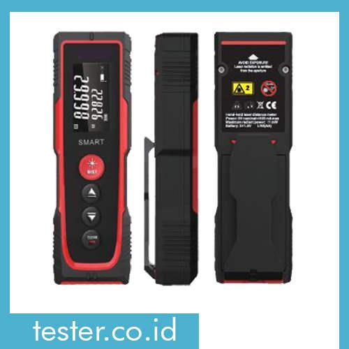 Meteran Laser Tipe Pulpen AMTAST AMD30