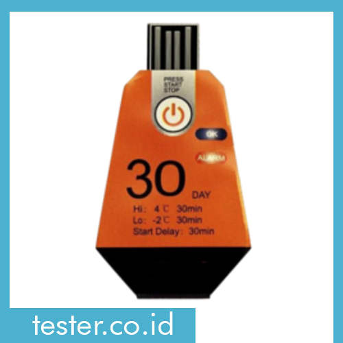 Temperature Data Logger AMTAST RC-12