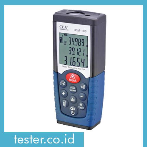 Meteran Laser AMTAST LDM-100