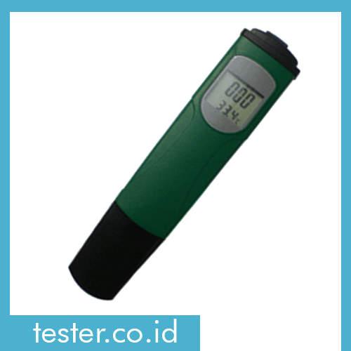 TDS Meter dengan Penampil Suhu AMTAST KL-1395