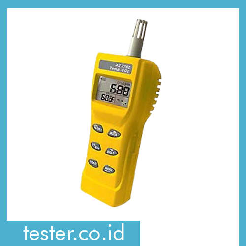 Temperatur Meter CO2 7752