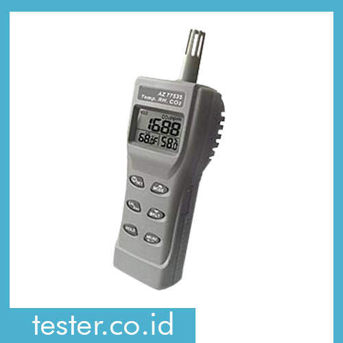 CO2/Temperatur/RH Meter 77535