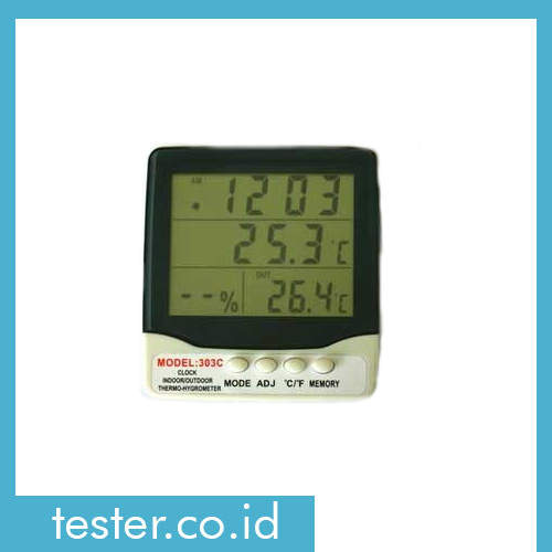Digital Thermometer Hygro AT303C