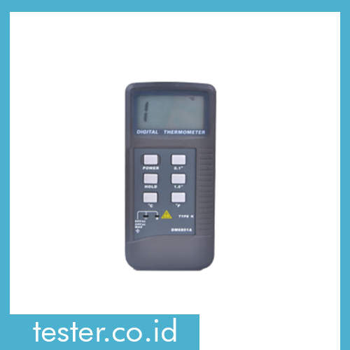 Digital Thermometer DM6801A