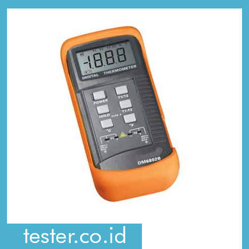 Digital Thermometer DM6802B