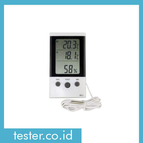 Digital Thermometer Hygro DT3