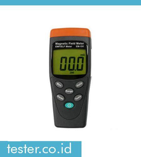 Alat Uji Medan Elektromagnetik EM-191
