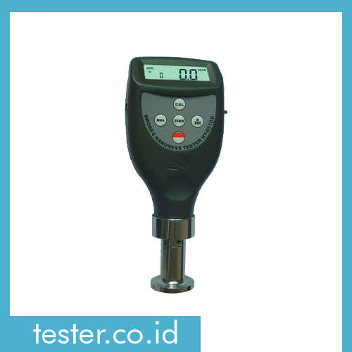 Digital Durometer for Shore Hardness HT-6510C