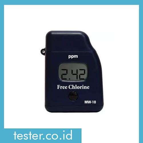 Chlorine Tester MW10