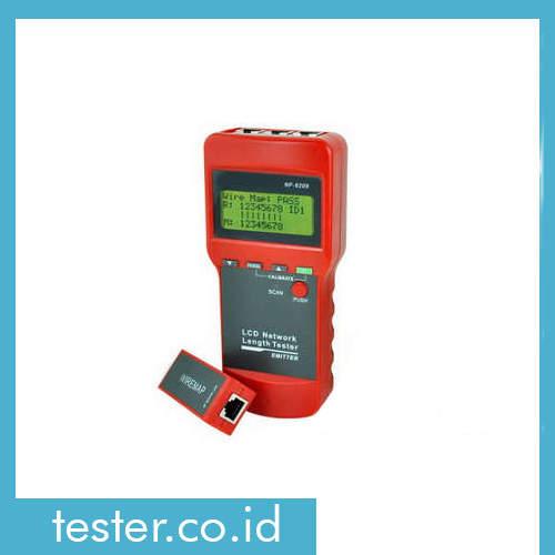 Cable Tester Multi Fungsi Jaringan NF8208