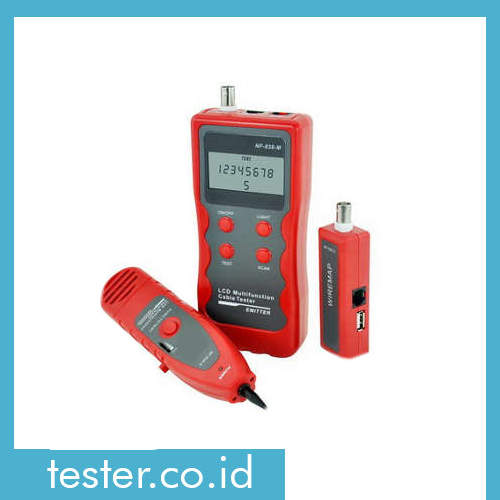 Cable Tester Multi Fungsi NF838