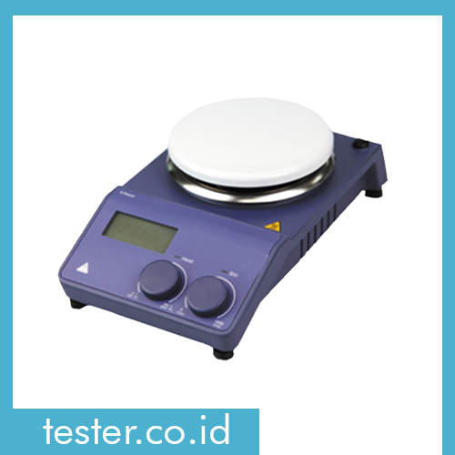 Digital Hot Plate Magnetic Stirrer Porcelain Plate PRO