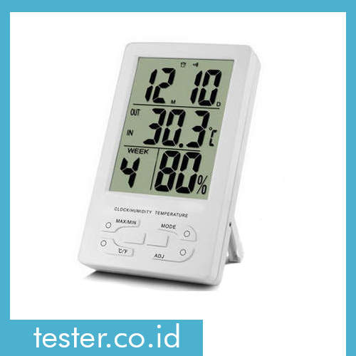 Digital Thermometer Hygro TH96