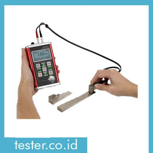 Ultrasonic Thickness Gauge TM-12