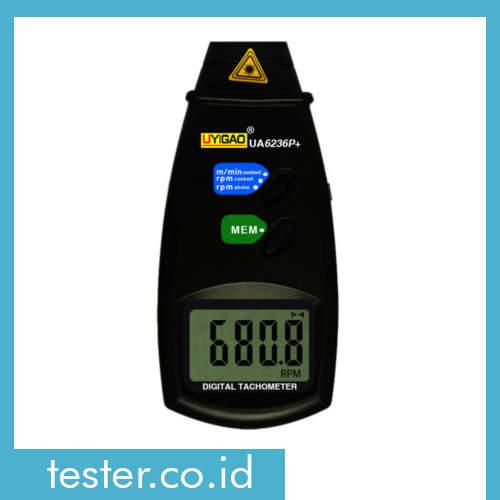 Takometer UA6236P+