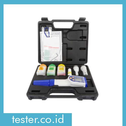 Alat Ukur pH/ORP/Konduktivitas/TDS/Salt/Temp meter AMT03R