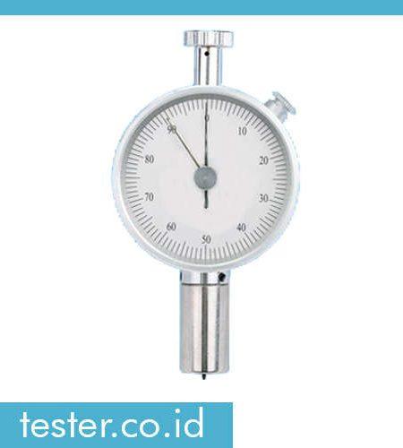 Durometer Analog untuk Kekerasan Shore C TB300C