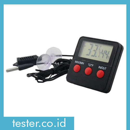 Thermo-Hygrometer Digital In-Outdoor AMT227