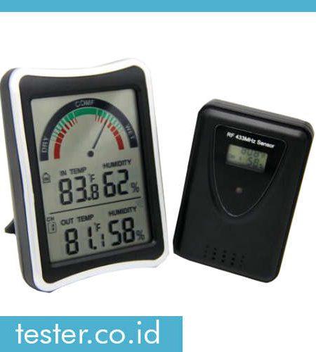 Thermo-Hygrometer Teknologi Wireless AMT229