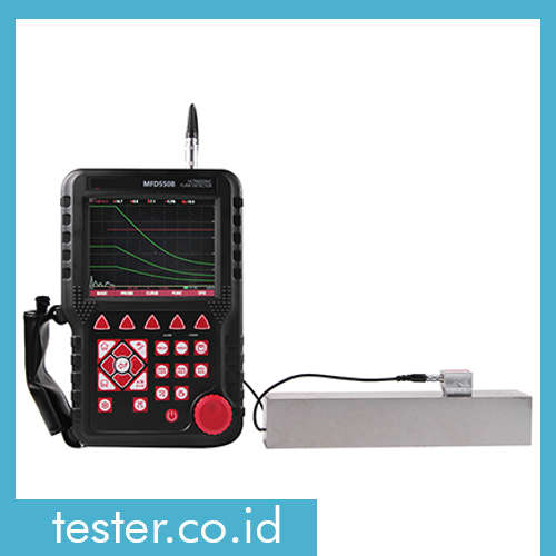 Portable Ultrasonic Flaw Detector MFD550B