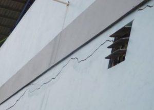Penyebab Struktur Beton Retak