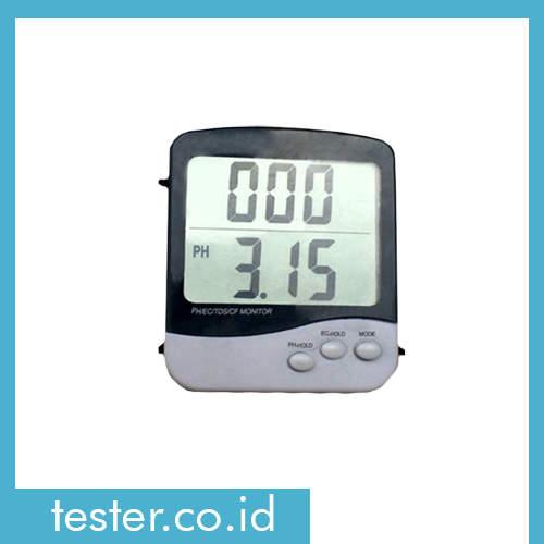 Alat Monitor PH / TDS / EC AMTAST PHT-02726